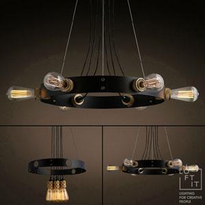 Купить светильники в стиле лофт